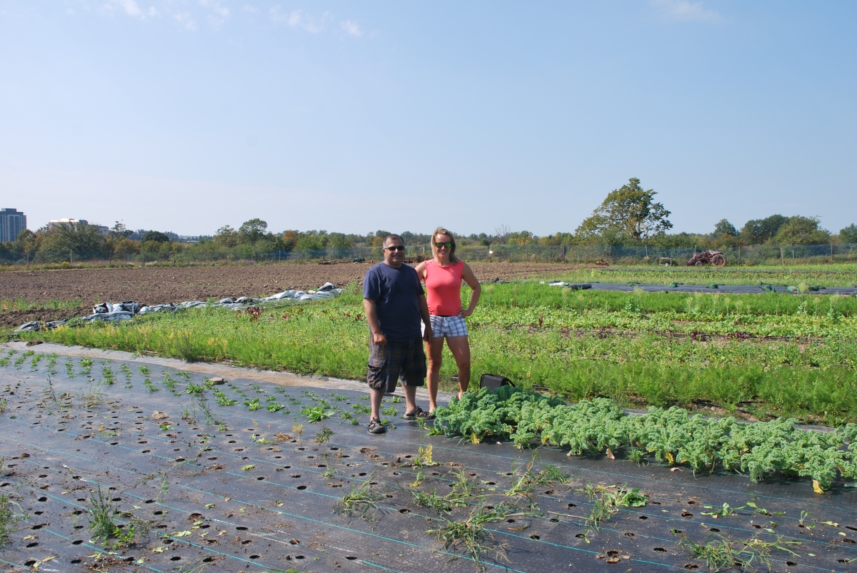 Meet Organic Farmer - BOB BALOCH