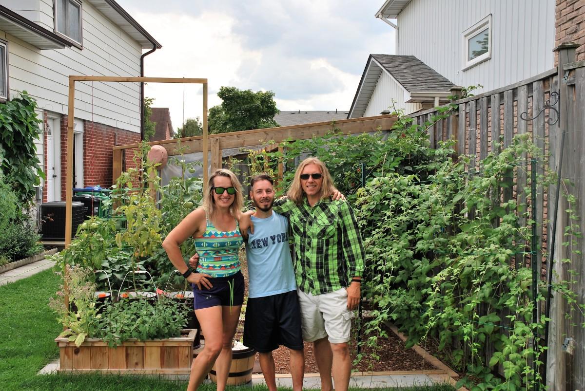 Meet Organic Gardener - Joel Simoes
